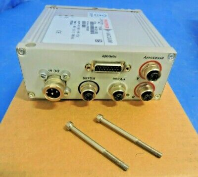 Pfeiffer TC 400 Turbomolecular Vacuum Pump Controller TC400 PMC01800 / Warranty