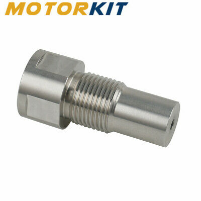 O2 Oxygen Spacer Sensor Extension Dual Fitment Remove Fault Code M18 x 1.5 Valid