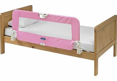 Cuggl Single Bed Rail for Toddler & Single Bed - Pink