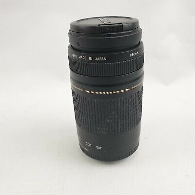 Canon  70-300mm f/4-5.6 II Ultra Sonic Lens for Canon EF **FAULTY* #9064974