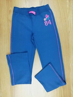 Girls blue joggers by Pumpkin Patch age 10-12
