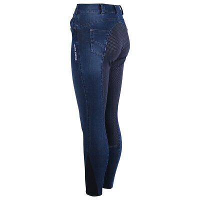 Pikeur  breeches  Ladies Fayenne Jeans GRIP D36 & D38  - US24/26  - (UK8 & 10)