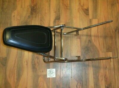 1980 Suzuki Gs750L Aftermarket Backrest And Luggage Rack Amco
