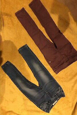 Next Jeggings.  Age 4-5years Girls