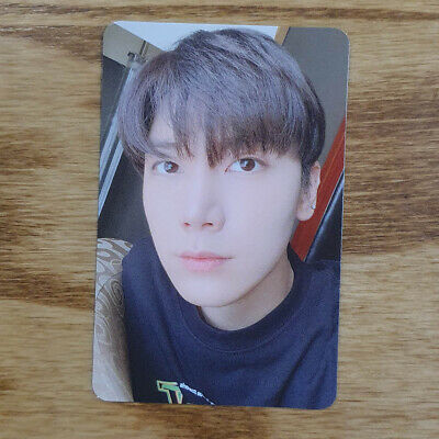 Ten Official Photocard SuperM 1st Mini Album Kpop Genuine