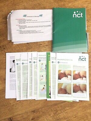 NCT Course & Baby Massage Literature- Baby Preparation And Parenting