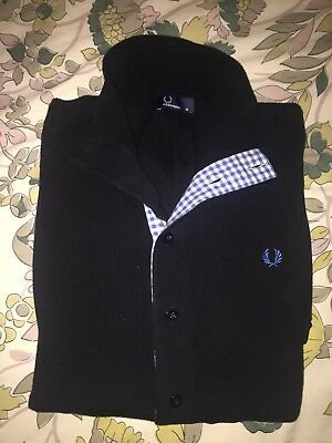 Maglioncino Fred Perry Uomo XL