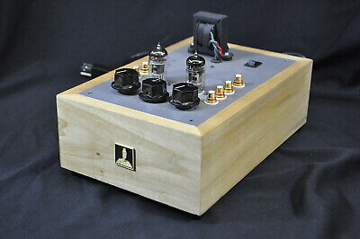 RARE Bottlehead Foreplay Tube Preamp w/ Upgrades, SERVICED
