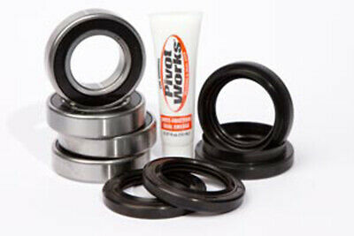 Grizzly 350 Front Wheel Bearing Kit 2007-2014 Y11-043 Pivotworks Replacement