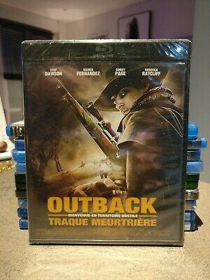 Outback traque meurtrière BLU-RAY NEUF SOUS BLISTER