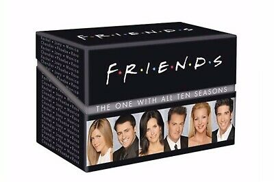 Friends - Series 1-10 - Complete Set (DVDs only no cases)