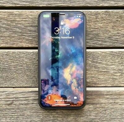 Apple iPhone X 256GB Smartphone - Space Grey (Unlocked) Mint Condition