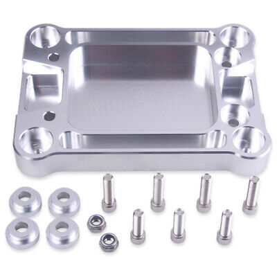 Billet Shifter Box Base Plate For Honda Civic Acura Integra K20 K24 K Series Swa