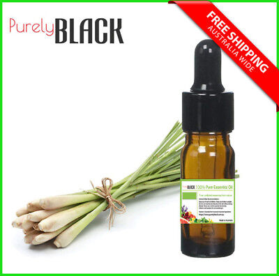 Lemongrass Essential Oil Undiluted 100% Pure