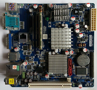 Motherboard Intel Atom N270 Combo with CPU Low Power Consumption
