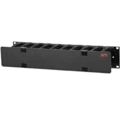 NEW APC AR8600A HORIZONTAL CABLE MANAGER.b.