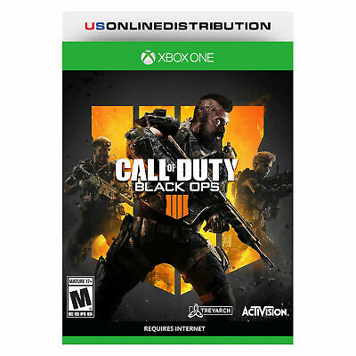 Call of Duty: Black Ops 4 IV (Xbox One) New But Not Sealed