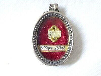 ✝ Reliquary Relic St. Therese of Lisieux is one of the patron saints