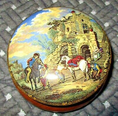 Vintage Trinket Box *The Farriers