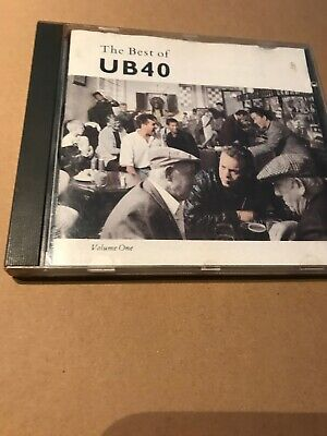 UB40 - The Best of - Vol 1  (1987)