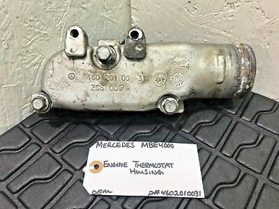 Mercedes MBE4000 Diesel Engine Thermostat Housing, 4602010031 OEM