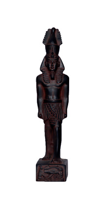 Ancient Egyptian Ramses II Statue 19th dynasty (1292–1190 BCE) Reproduction