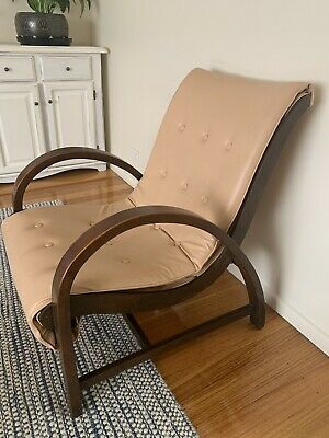 English Parker Knoll Reading Chair
