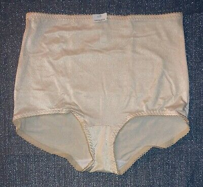 NOS VTG Bali XXXL 3X 3XL Something Else Tailored Brief Cotton Liner Panty 8500