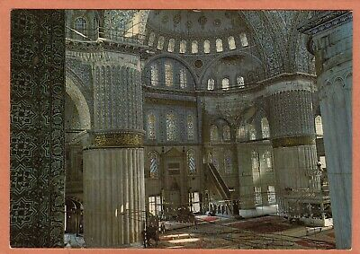 2853 - Istanbul - Interior Of The Blue Mosque - Interieur Mosquee Bleue - Neuve