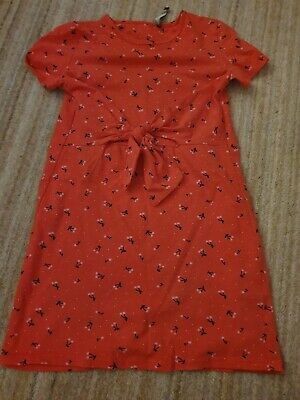 George Girls Knot Front Dress Aged 8-9 Years