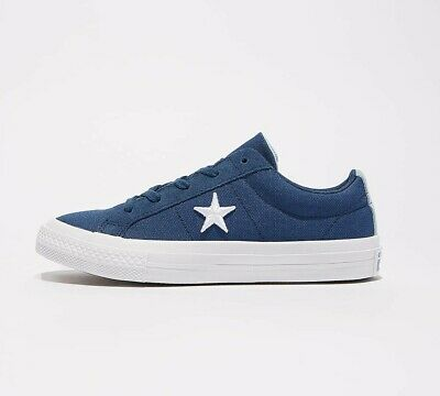 Infant Converse One Star Navy/White Trainers (PF3) RRP £28.99