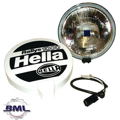 Land Rover Defender Lamp Front Rally 1000 (Single). Part- Stc7644
