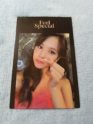 TWICE 8th Mini Album Feel Special Mina Type-8 Photo Card Official K-POP(10