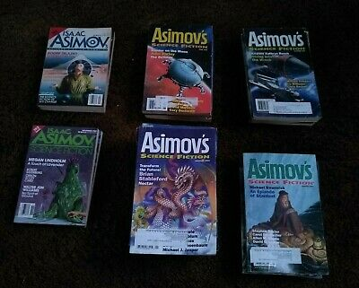 Lot of 27 Isaac Asimov Science Fiction Novels Books Paperbacks 1980s Early 2000s