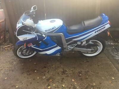 Suzuki Gsxr1000 Only Done 15Th Miles Mint Been Off Road 10 Yrs  Check It  Dvla