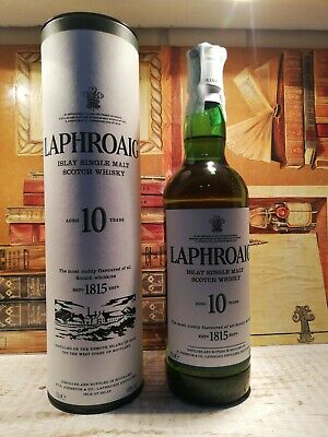 Scotch Whisky Laphroaig 10 years old 70cl 40%