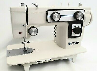 Janome New Home Auto Semi Industrial Sewing Machine,Heavy Duty Work