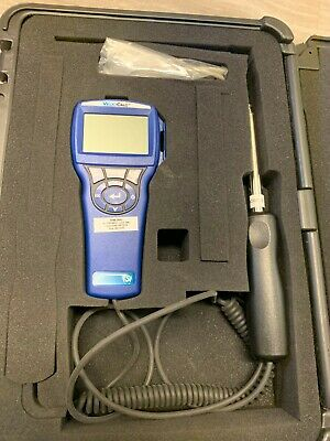 TSI/ALNOR Velocicalc 9535 Anemometer (Straight Probe) With Calibration Cert