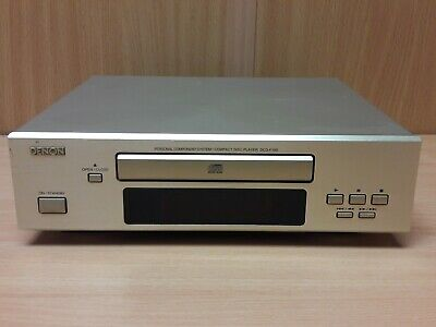 DENON DCD-F100 Compact Disc CD Player Stereo Mini Hifi Component System D-F100