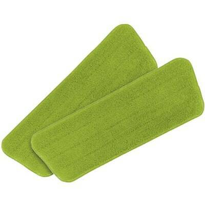 Clean maxx panno di ricambio kit da 2 pz lime green 04032