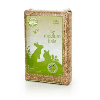 Compressed Straw Bedding for Small Animals RETURNS