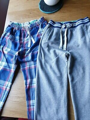 boden johnnie b boys bundle medium pj bottoms trousers age 11 to 12 years