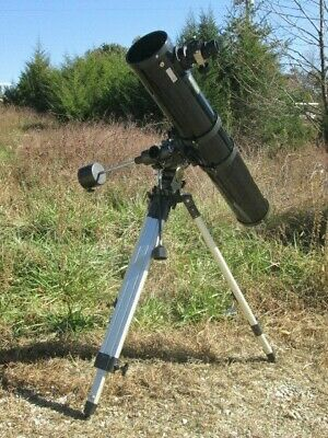 "Orion SkyView 4.5"" Deluxe EQ Telescope"
