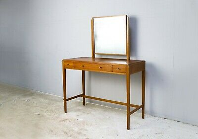 1960's mid century petite dressing table by Loughborough Furniture