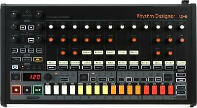 Behringer Rhythm Designer RD-8 Analog Drum Machine