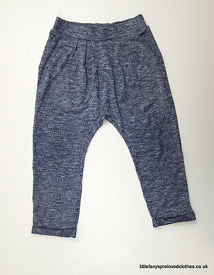 2-3 year Next blue girls harem trousers stylish comfy