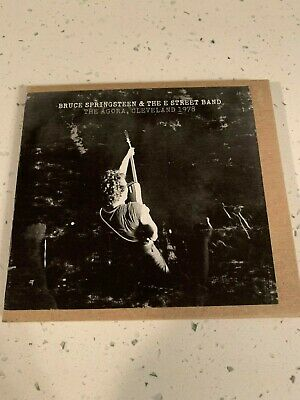 BRUCE SPRINGSTEEN  3  CD Live set at the Agora 1978