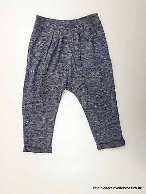 18-24 month Next blue girls harem trousers stylish comfy