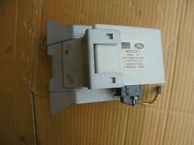 rover 75 diesel cruise interface scb100211