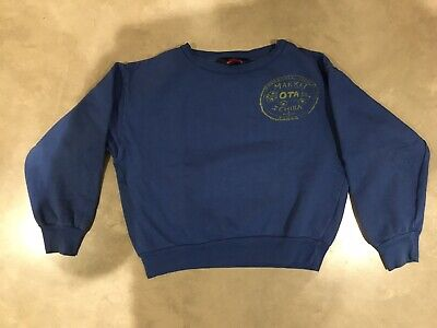 The Animals Observatory, T.A.O. Workers Unisex Sweatshirt Age 8